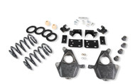 "GMC Sierra 1500 STD Cab 2007-2013 3"" or 4""/ 7"" Belltech Lowering Kit"