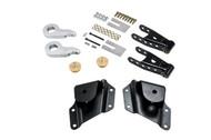 "Chevrolet Silverado 1500 2005-2006 1"" or 2"" / 4"" Belltech Lowering Kit"