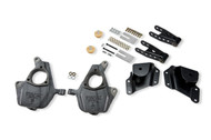 GMC Sierra 1500 1999-2006 2/4  Belltech Lowering Kit