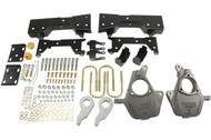 "Chevrolet Silverado 1500 STD Cab 2005-2007 3-4"" / 6"" Belltech Lowering Kit"