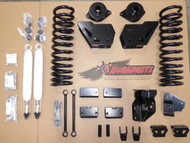 "Dodge Ram 2500 4wd 2019-2020 4"" McGaughys Lift Kit"