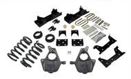 "Chevrolet Silverado 1500 1999-2007 4-5"" / 7"" Belltech Lowering Kit"