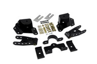 """Ford F150 Std Cab 1987-1996 Belltech 4"""" Rear Shackle and Hanger Kit"""