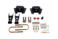 """Ford F150 1997-2003 Belltech 4"""" Rear Shackle and Hanger Kit"""