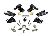 "Chevrolet Silverado SS 454 Std Cab 1990-1994 Belltech 4"" Rear Shackle and Hanger Kit"