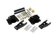 "Dodge Ram 1500 1994-1999 Ext Cab Short Bed Belltech 4"" Rear Shackle and Hanger Kit"