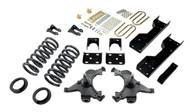 "Chevrolet C1500 Silverado 1988-1998 4""or 5""/6"" Belltech Lowering Kit"