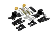GMC C2500 Sierra 2wd 1990-1996 Belltech Rear Drop Kit