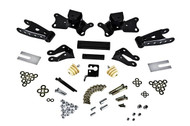 Chevrolet C3500 Silverado 2wd 1997-2000 Belltech Rear Drop Kit