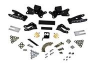 GMC C2500 Sierra 2wd 1997-2000 Belltech Rear Drop Kit