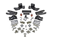 Chevrolet C2500 Silverado 2wd Crew Cab 1997-2000 Belltech Rear Drop Kit