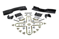 "Ford Ranger 2wd Ext Cab 1989-1997 Belltech Rear 5.5"" Drop Axle Flip Kit"