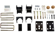 "Ford F150 2wd Shortbed Ext & Crew Cab 2009-2013 Belltech Rear 4"" Drop Axle Flip Kit"