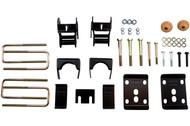 """Ford F150 4wd Shortbed 2014 Belltech 4"""" Rear Drop Axle Flip Kit"""