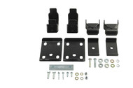 "Chevrolet Silverado 1500 Std Cab Shortbed 2007-2013 Belltech Rear 7"" Drop Axle Flip Kit"