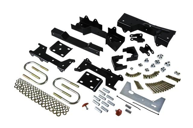 """Belltech 6605-6/"""" Rear Lowering Flip Kit"""
