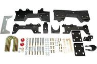 """GMC Sierra 1500 2001-2006 2wd Std Cab Short Bed Belltech Rear 6"""" Drop Axle Flip Kit"""
