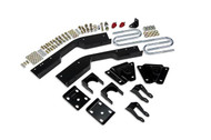 "Chevrolet Suburban C1500 1992-1994 2wd Belltech Rear 7"" Drop Axle Flip Kit"