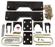 "Chevrolet Silverado C2500 1988-1998 Std Cab Short Bed 2wd Belltech Rear 6"" Drop Axle Flip Kit"