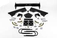 "Dodge Ram 1500 1994-1999 Std Cab Short Bed 2wd Belltech Rear 6"" Drop Axle Flip Kit"