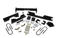"Dodge Ram 1500 1994-1999 Ext Cab Short Bed 2wd Belltech Rear 6"" Drop Axle Flip Kit"
