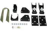 "Dodge Ram 1500 2002-2005 Short Bed 2wd Belltech Rear 5"" Drop Axle Flip Kit"