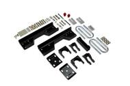 """GMC 3500 1988-2000 Belltech Rear 8"""" Drop Axle Flip Kit"""