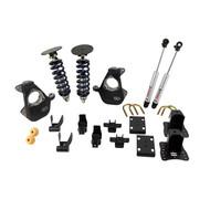 GMC Sierra 1500 2007-2013 4/6.5 Ridetech StreetGrip Lowering Kit