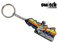 Switch Arizona Keychain