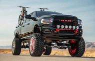 "Dodge Ram 2500 4wd 2019-2020 10"" Mcgaughys Lift Kit 4-link Kit (Coil Spring Rear)"