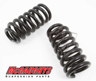 "Chevrolet C-10 1973-1987 Front 1"" Drop Coil Springs - McGaughys Part# 33127"