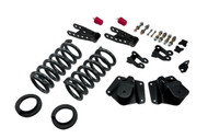 "GMC Yukon 1995-1999 2-3""/4"" Belltech Lowering Kit"