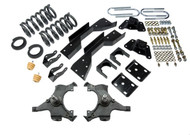 "GMC Yukon ( 2 Door ) 1995-1999 4"" or 5""/5.5"" Belltech Lowering Kit"