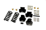 "Dodge Dakota 1997-2004 (V6 Only) 2""/4"" Belltech Lowering Kit"
