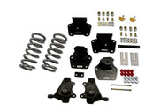 "Dodge Dakota 1991-1996 (V8 Only) 4""/4"" Belltech Lowering Kit"