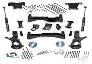 "Chevrolet Silverado 1500 2014-2018 8"" Superlift Lift Kit"
