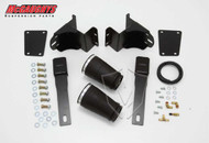 Chevrolet Silverado 1500 W/Flip Kit 2007-2013 Rear Air Bag Helper Kit - McGaughys Part# 34049