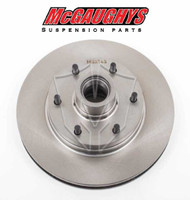 "Chevrolet C-10 1960-1987 12"" Front Disc Brake Rotor; 6x5.5 Bolt Pattern - McGaughys Part# 63158"