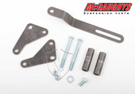 Chevrolet Fullsize Car Small Block 1955-1964 Power Steering Pump Bracket; Small Block - McGaughys Part# 63160