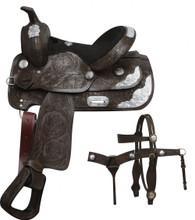 Dark Brown Saddle