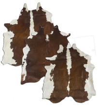 Full Hereford Western Cowhide 5066 - Western Decor
