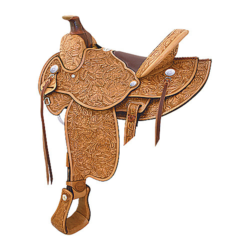 Billy Cook High Desert Ranch Roper Saddle 15 5in  91-805-55
