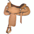 Todd Bergen Reiner Saddle by Saddlesmith 15in. 15.5in. 16in. 291376-5