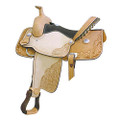 Connie Combs Basket ENTZ Barrel Saddle 14, 15in. 291530
