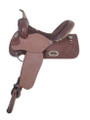 Alamo Saddlery Barrel or Pleasure Saddle 14, 15in. 1275-3M