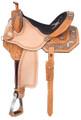 Pistol Pete Barrel Saddle by Silver Royal SR275 | Western Barrel Racing Saddle