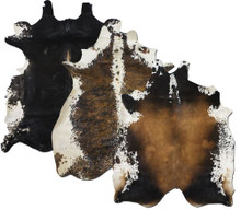 Full Tri-Color Cowhide 5069 - Western Decor