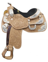 Showman Show Saddle 6603 - Western Saddles