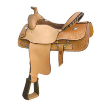 BCS Roper by Billy Cook Saddlery 291755 - Western Saddles