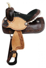 Double T Youth Saddle 6635 - Western Saddles